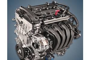 Б/у двигатель для Hyundai Tucson 2016-2020