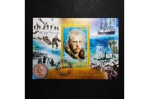 Красивые марки Личности Кот дИвуар-2