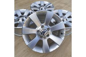 Диски VW R16 5x112 Passat Touran Scirocco Tiguan Skoda Octavia Superb