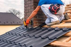 Покрівля даху та частковий ремонт покрівлі