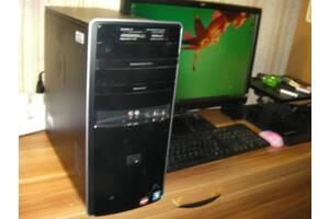 Игровой HP Pavilion P6719C AMD Phenom II х4 840T 2.9ГГц-3.2ГГц 4/320 WiFi NVIDIA GeForce 210 DVI+VGA+HDMI 450-Вт Б/П США