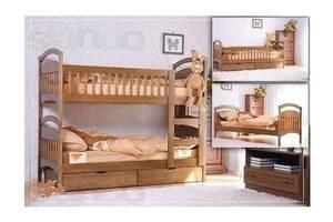 НОВЫЕ   Двухъярусние кровати Карина с ящиками +матрасы