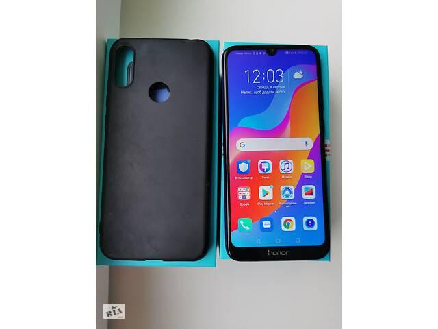 продам Смартфон Huawei Honor 8A (JAT-LX1) Вlue dual sim бу в Киеве