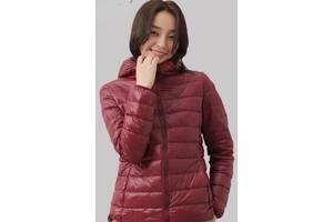 Отличные демисезонные курточки на утинном пуху большие размеры