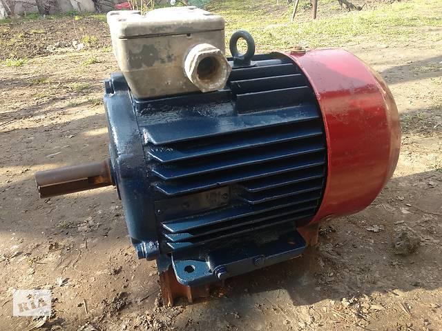 продам Электродвигатель АИР 5.5/1500 бу в Запорожье