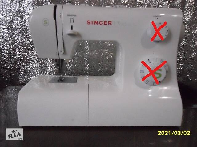 Запчастини для швейної машини Singer (що на фото).- объявление о продаже  в Харкові