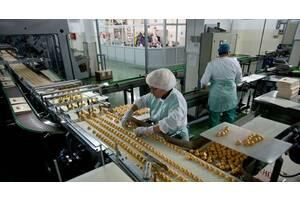 Завод кондитерских изделий Германия