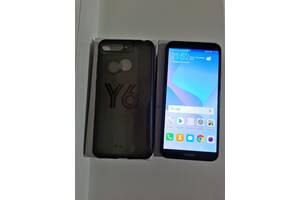 Смартфон Huawei Y6 2018 (ATU-L21) Black dual sim