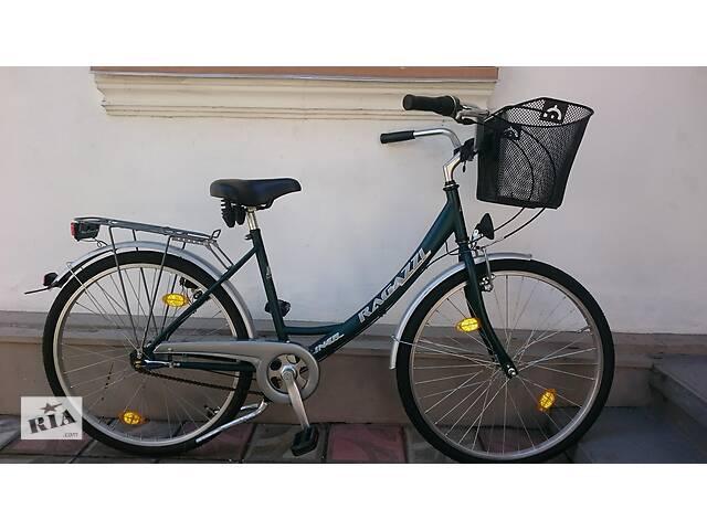 купить бу Велосипед 26 Ragazzi планетарка 3 (резерв) в Бучаче