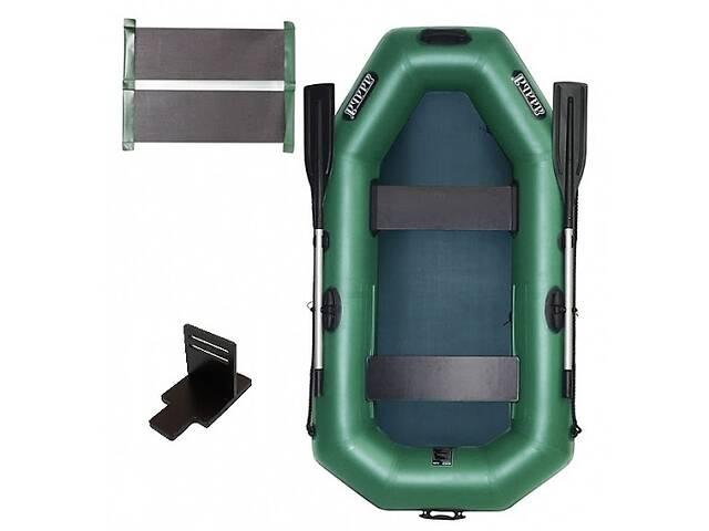 продам Новий гребно-моторний надувний човен. Модель 2021 року. бу в Борисполі