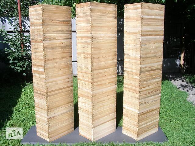 купить бу Рамки для пчелиных ульев б/у 435х300мм с натянутой проволокой. в Магдалиновке