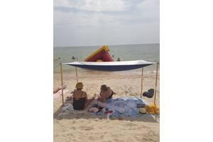 Тент для пляжу - сумка