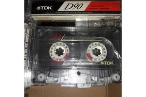Аудіокасети TDK D90