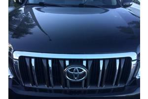Новые Дефлекторы капота Toyota Land Cruiser Prado 150