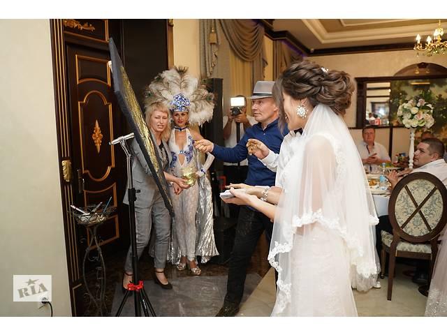 бу Ведущий на свадьбу с шоу программой в Виннице  в Украине