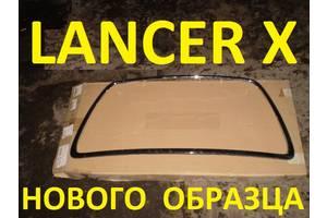 Новые Накладки бампера Mitsubishi Lancer X