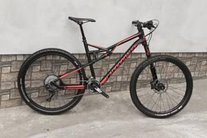 Нові Велосипеди-двопідвіси Cannondale