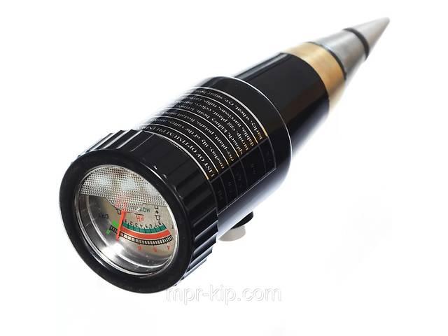 купить бу Анализатор почвы ZD-05 (РН: 3-8; RH: 10-80%) для измерения кислотности и влажности в Львове