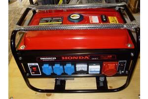 Бензиновий генератор HONDA EM6500CXS
