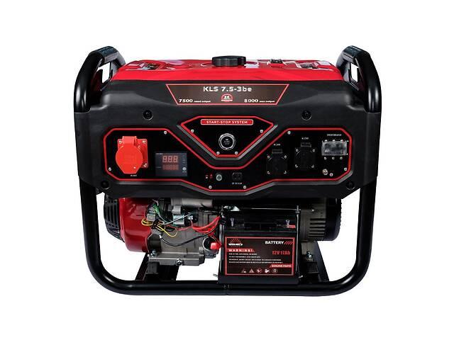 Бензиновый генератор Vitals Master KLS 7.5-3be- объявление о продаже  в Дубно