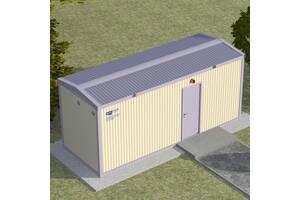 Блочно-модульные контейнерные насосные станции водоснабжения