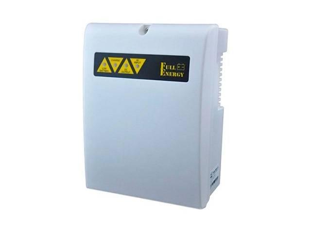 купить бу Блок питания для систем видеонаблюдения Full Energy BBGP-125 в Харькове