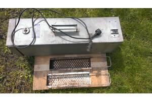 Електропіч для сушіння і розжарювання електродів
