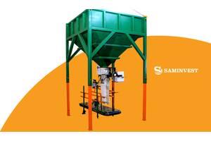 Фасовочная машина для мешков 10-50 кг