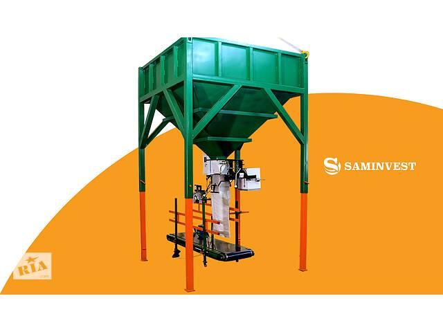 продам Фасовочная машина для мешков 10-50 кг бу в Харькове