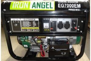 Генератор бензиновый Iron Angel.