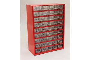 Органайзер К60, кассетница, сортовик, ящик, ячейка для мелких деталей, мелочи