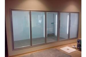 Холодильные двери для камер-витрин