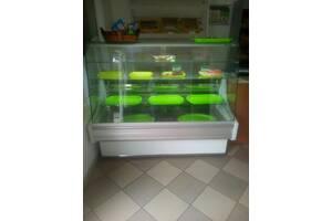 Кондитерська холодильна вітрина