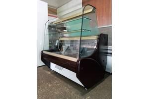 Кондитерська вітрина холодильна Mawi 1,35 м.