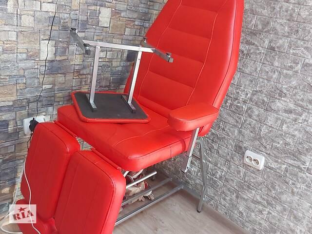 продам Косметологическое кресло 2в1 бу в Одессе