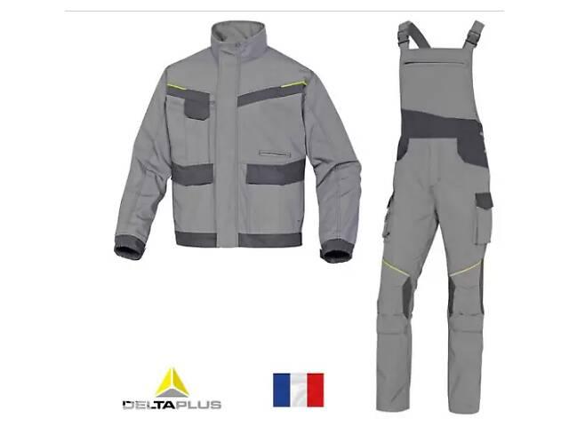 Костюм рабочий DELTA PLUS MACH2 Corporate MCVES-MCSAL-GR (Франция)