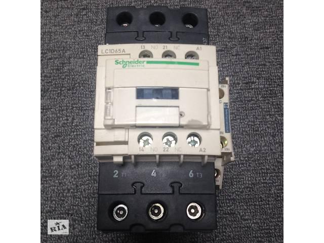 Магнитный пускатель (контактор)/Schneider Electric/LC1D65A