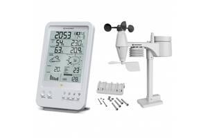 Метеостанция Bresser Weather Center 5-in-1 White Brssr925915