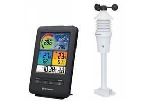 Метеостанция Bresser WIFI Colour 3-in-1 Wind Sensor Black Brssr(Grmny)927565