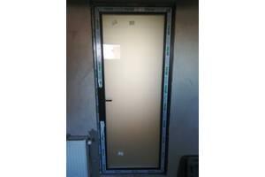 Міжкімнатні металопластикові двері в наявності