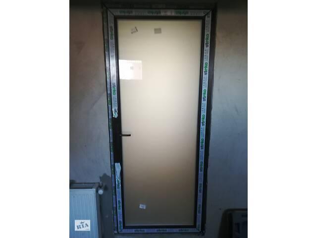 бу Межкомнатные металлопластиковые двери в наличии в Луцке