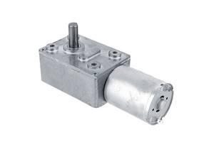Мотор редуктор черв'ячний JGY-370 12В 40об/хв