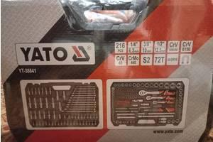 Набор инструментов YATO 216 предметов