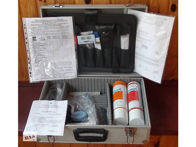 продам Набор для проведения неразрушающего контроля сварочных соединений Эксперт-1 бу в Киеве