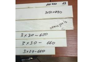 Накладки на напрямні токарних і фрезерних верстатів