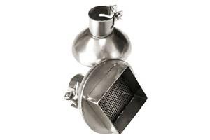 Насадка на термофен для пайки BGA микросхем 25x25мм