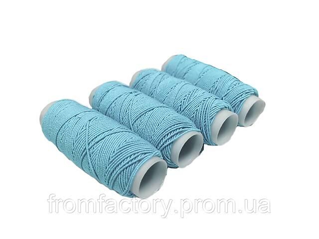 Нитки резиновые (Голубые) 1шт/0.9мм/25м- объявление о продаже  в Харькове