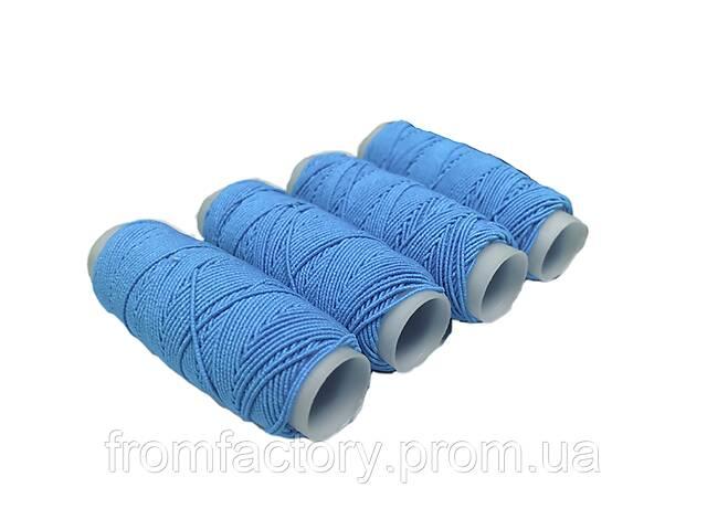 продам Нитки резиновые (Синие) 1шт/0.9мм/25м бу в Харкові