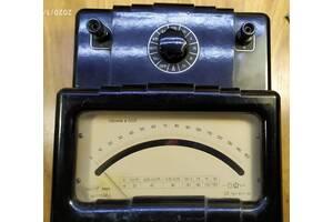 Образцовый лабораторный многопредельный амперметр М104-1
