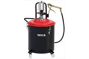 Пневматический нагнетатель консистентной смазки YATO YT-07069